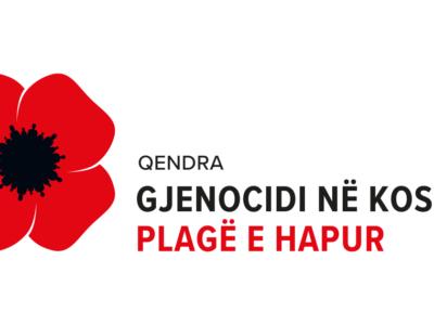 """Qendra """"Gjenocidi në Kosovë - Plagë e Hapur"""""""